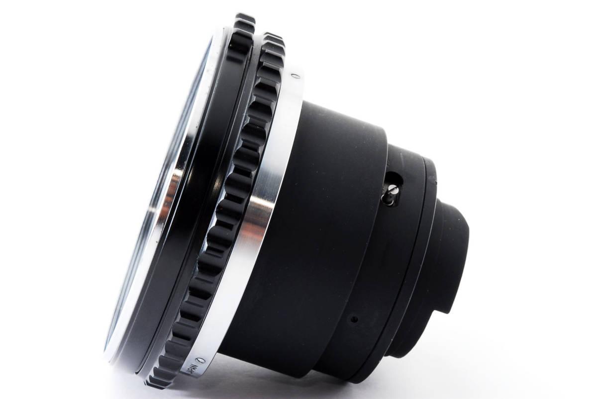 Zenza Bronica ゼンザブロニカ Nikkor-P 75mm f/2.8 for S2 EC 中判カメラ レンズ 中古品 482015_画像7