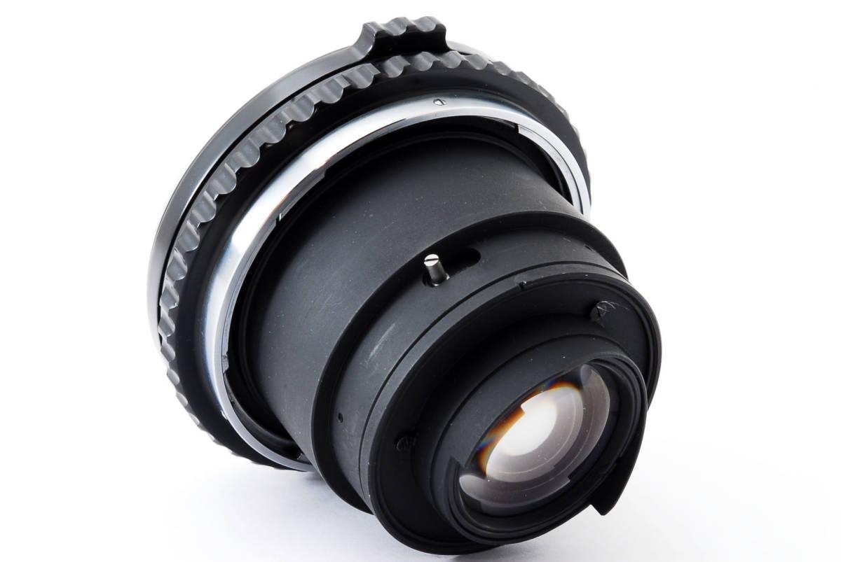 Zenza Bronica ゼンザブロニカ Nikkor-P 75mm f/2.8 for S2 EC 中判カメラ レンズ 中古品 482015_画像6