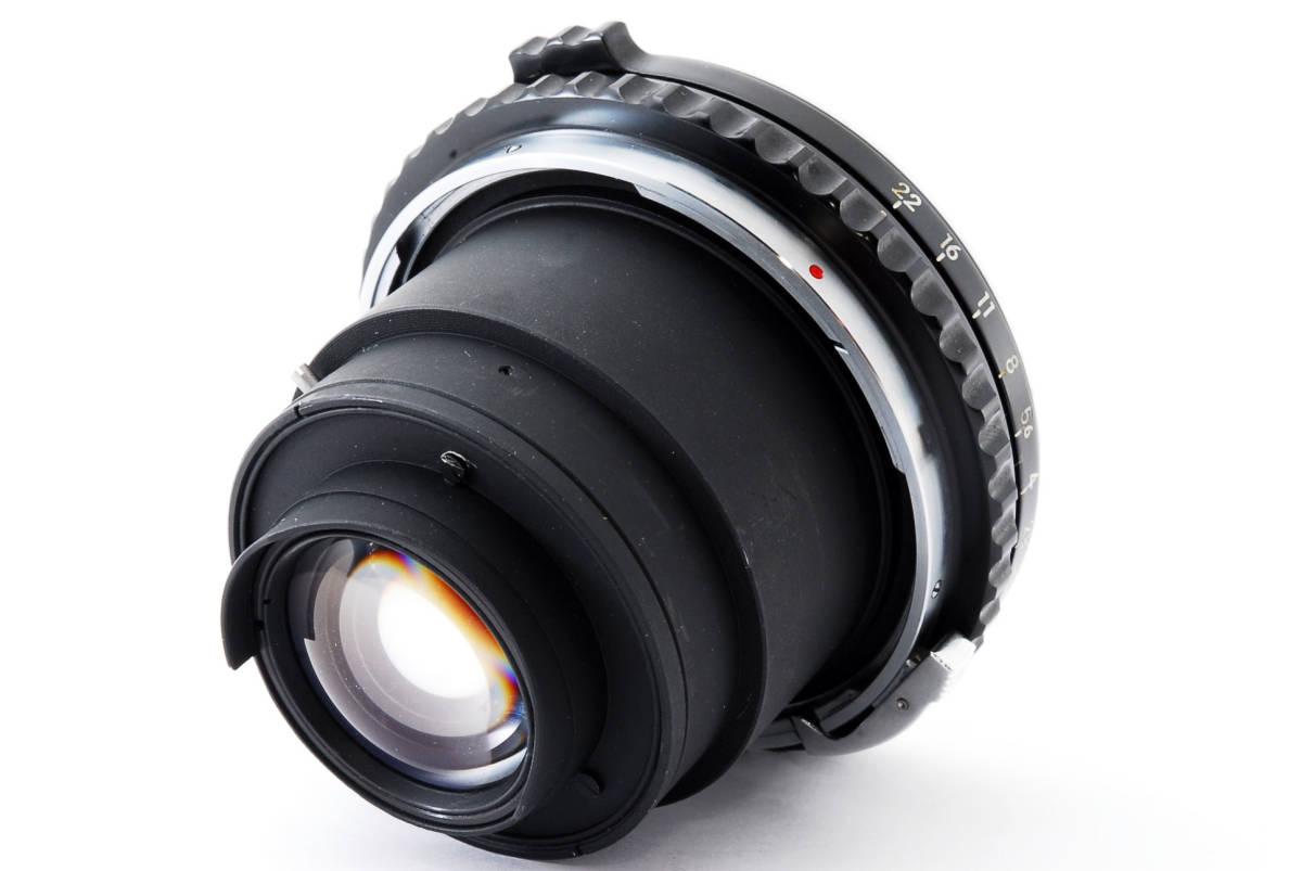 Zenza Bronica ゼンザブロニカ Nikkor-P 75mm f/2.8 for S2 EC 中判カメラ レンズ 中古品 482015_画像4