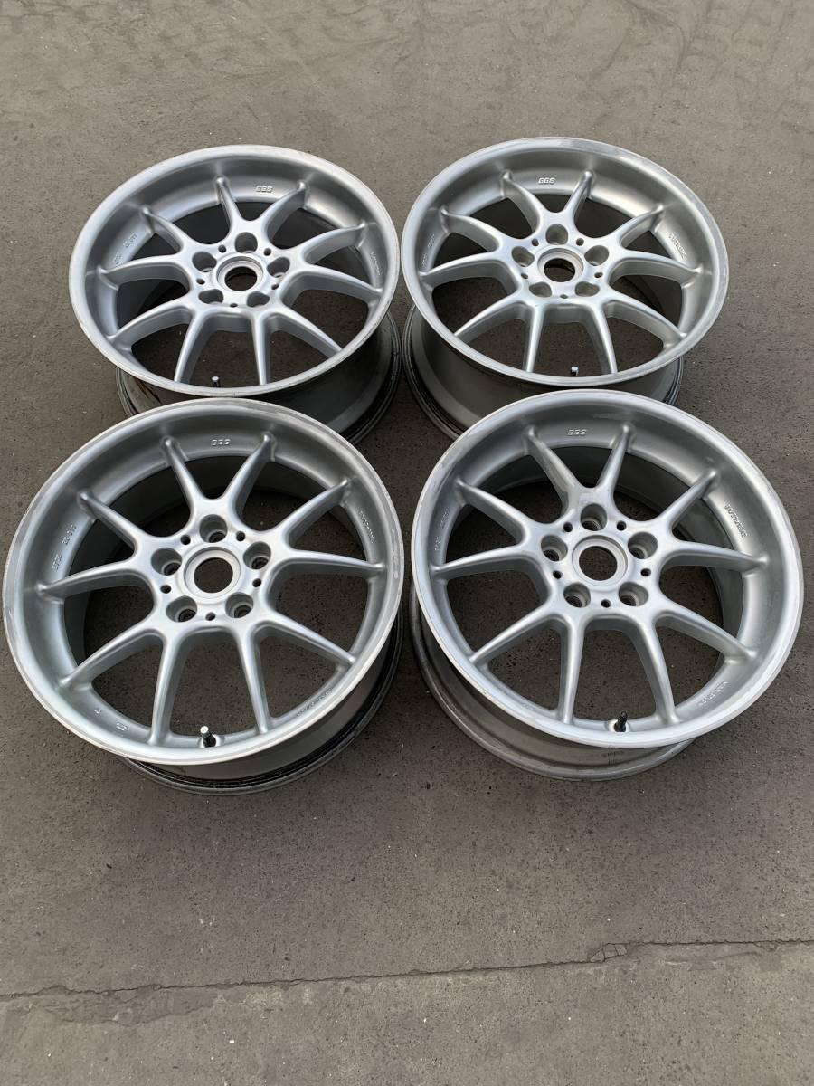 BMW BBS RK011 18インチ 8.5J +38 120 5H 4本