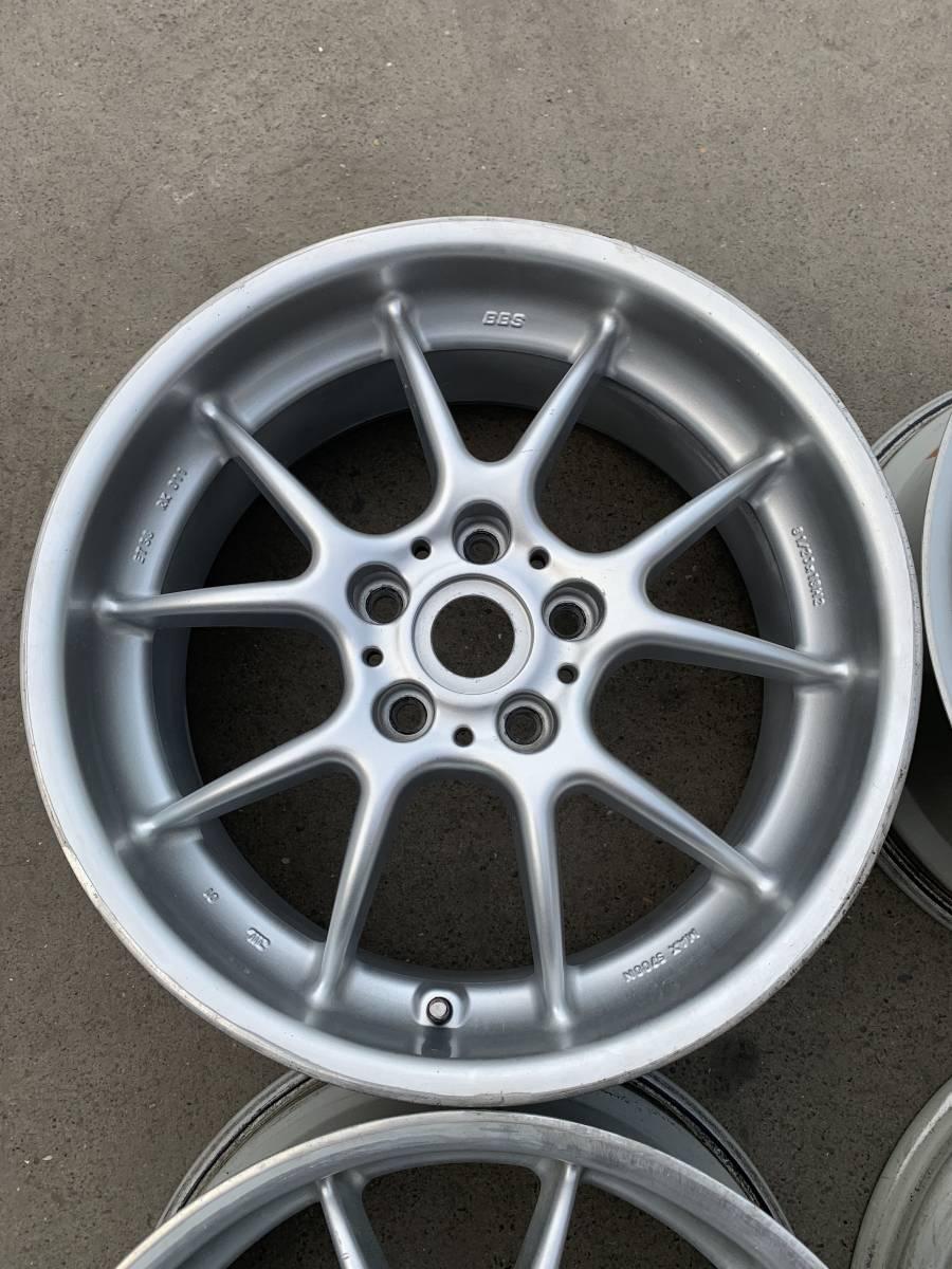 BMW BBS RK011 18インチ 8.5J +38 120 5H 4本_画像2