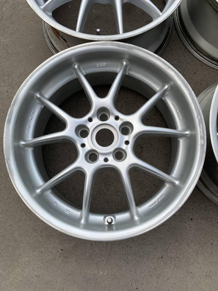 BMW BBS RK011 18インチ 8.5J +38 120 5H 4本_画像3