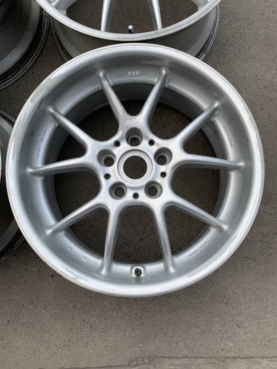 BMW BBS RK011 18インチ 8.5J +38 120 5H 4本_画像5