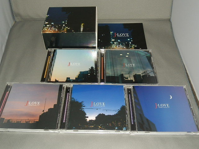 「J LOVE SUPER-Collection」CD-BOX 5CD_画像3