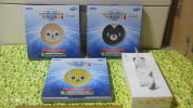 all 3 kind set mascot melamin plate Sega Lucky lot fan ta sheath ta- online 2hitsugi.. compilation D. plate melamin postage 500 jpy