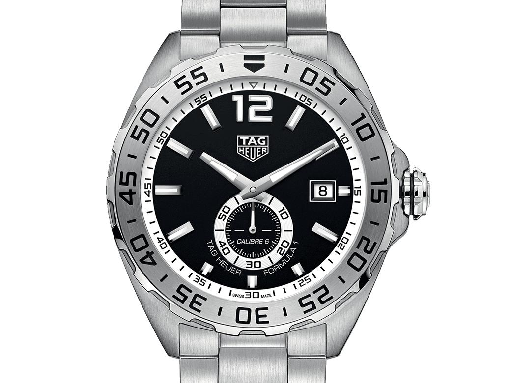 新品 未使用品 TAG Heuer タグ・ホイヤー メンズ腕時計 フォーミュラ1 WAZ2012.BA0842 カメラのキタムラで2019年6月に購入 定価199,800
