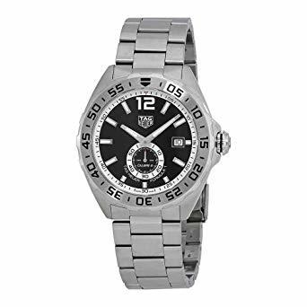 新品 未使用品 TAG Heuer タグ・ホイヤー メンズ腕時計 フォーミュラ1 WAZ2012.BA0842 カメラのキタムラで2019年6月に購入 定価199,800_画像3