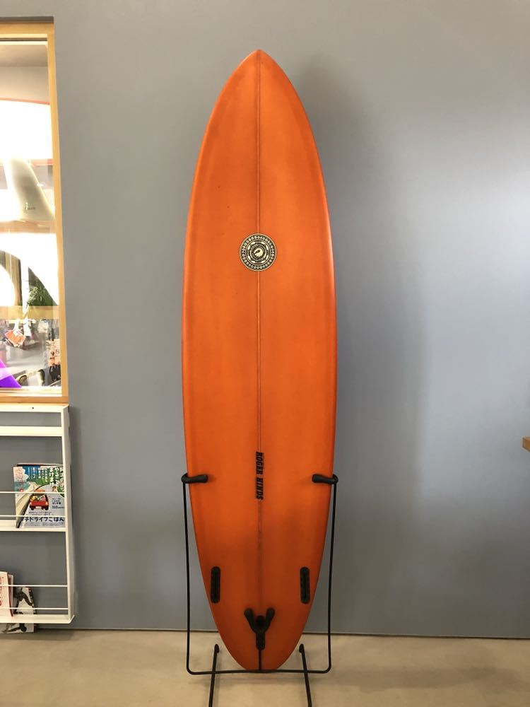 """ROGER HINDS SURFBOARDS The Nomad 7'6""""_画像2"""