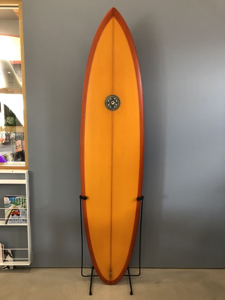 """ROGER HINDS SURFBOARDS The Nomad 7'6""""_画像1"""