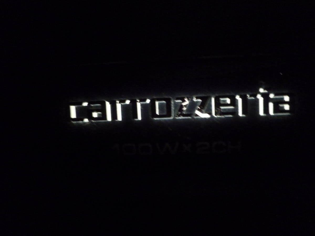 車載動作確認 10日間保証有/カロッツェリア carrozzeria GM-X602 パワーアンプ2/1ch /カナレ4S6高級SP-K5m付/ 配送は送料安いヤフネコ発送_他にも画像47枚を掲載しています。