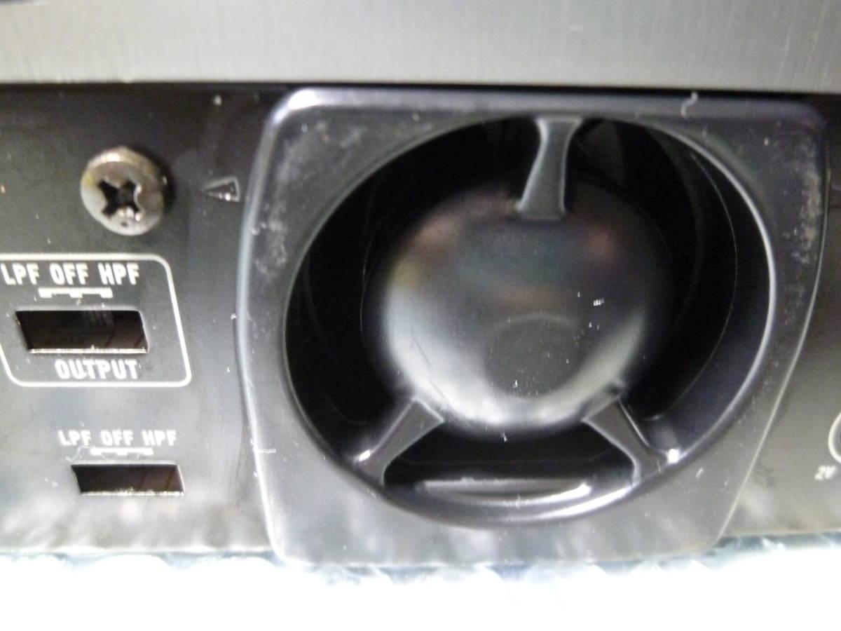 車載動作確認 10日間保証有/カロッツェリア carrozzeria GM-X602 パワーアンプ2/1ch /カナレ4S6高級SP-K5m付/ 配送は送料安いヤフネコ発送_画像7