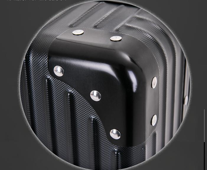 限定版※貴重※アルミマグネシウム合金・軽量/静音・強い耐圧/小型・TSAロック搭載スーツケース・キャリーケース※ 18インチ 色選択可SL108_画像6