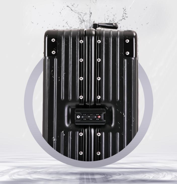 限定版※貴重※アルミマグネシウム合金・軽量/静音・強い耐圧/小型・TSAロック搭載スーツケース・キャリーケース※ 18インチ 色選択可SL108_画像7