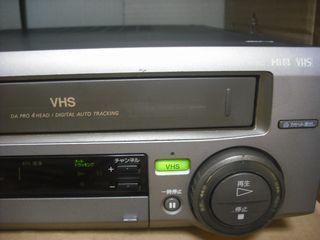 ◎ジャンク▼WV-TW1◎高画質Hi8/VHS複合▼高級機◎)通電OK◎ジャンク▼WV-TW1◎高画質Hi8/VHS複合▼高級機◎)通電OK_画像3