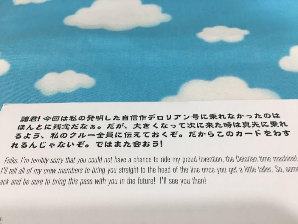レア<超VIPカード>ユニバーサルスタジオジャパン エクスプレスパス USJ チャレンジカード 優先乗車券 優先券 ファストパス_画像3
