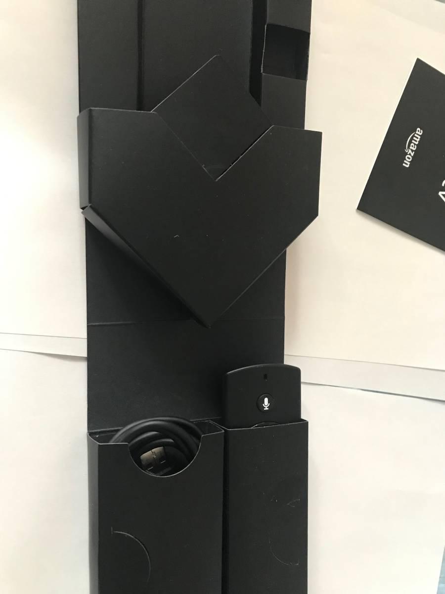 美品【Amazon Fire TV】 4K/HDR対応 音声認識リモコン付属 _画像6