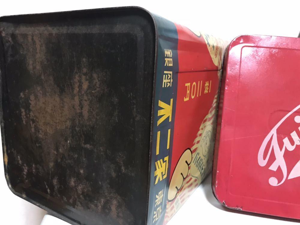 昭和30年代 不二家ペコちゃん / ブリキの一斗缶_画像6