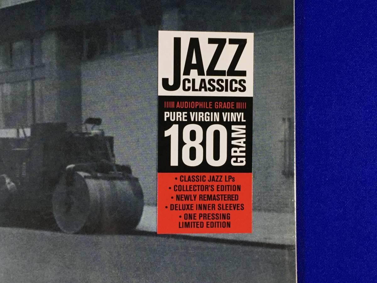 未開封/EU盤/ワーキン・ウィズ・ザ・マイルス・デイヴィス・クィンテット/Workin' With the Miles Davis Quintet/1LP/新品/美品/_画像3