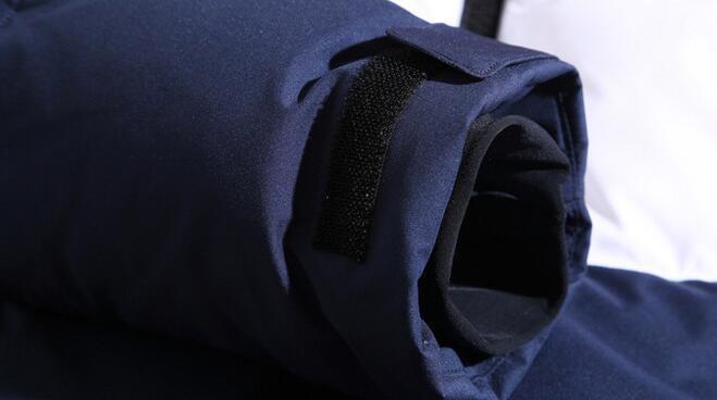 秋冬2019新作 装備 高密度 ホワイトダックダウン メンズ ァッショ 厚い暖か ジャケットM-3XLサイズ選択_画像6