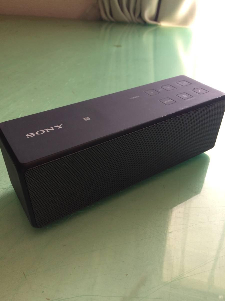 SONY ソニー ワイヤレスポータブルスピーカー SRS-X33 Bluetooth対応