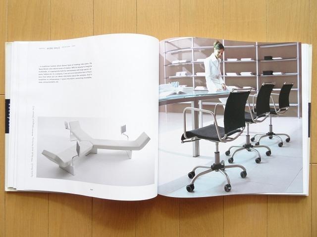 洋書◆オフィスの家具デザイン写真集 本 デスク 机 チェア 椅子 インテリア 事務所_画像2