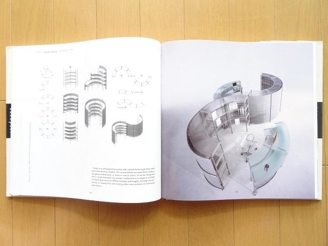 洋書◆オフィスの家具デザイン写真集 本 デスク 机 チェア 椅子 インテリア 事務所_画像3