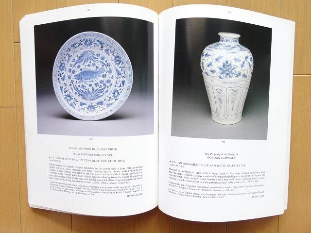 洋書◆クリスティーズ オークション出品作品写真集 本 陶磁器 工芸品 芸術 中国_画像4