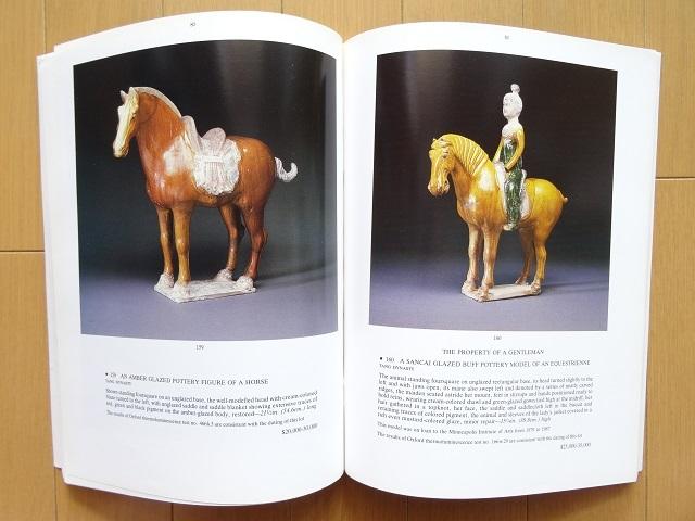 洋書◆クリスティーズ オークション出品作品写真集 本 陶磁器 工芸品 芸術 中国_画像3