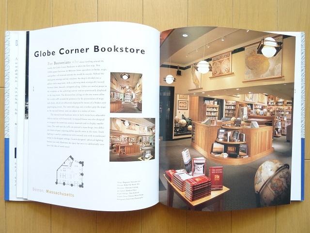 洋書◆店舗のデザイン インテリア写真集 本 ショップ 内装 アパレル 家具 レコード カフェ ほか_画像3