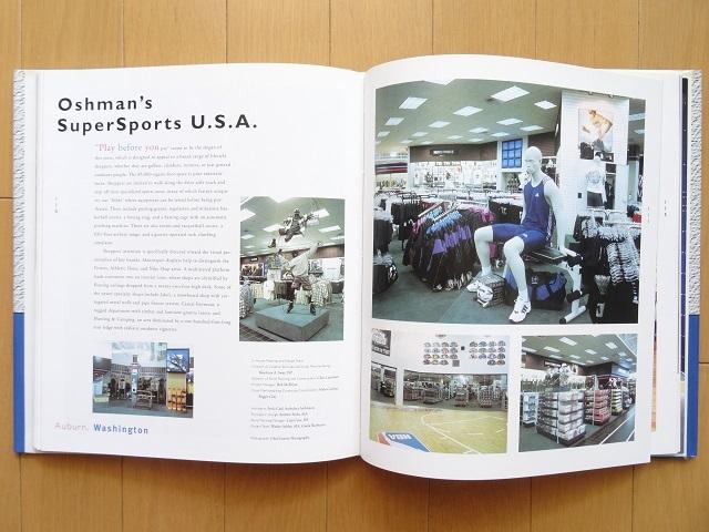 洋書◆店舗のデザイン インテリア写真集 本 ショップ 内装 アパレル 家具 レコード カフェ ほか_画像5