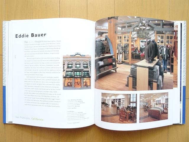洋書◆店舗のデザイン インテリア写真集 本 ショップ 内装 アパレル 家具 レコード カフェ ほか_画像4