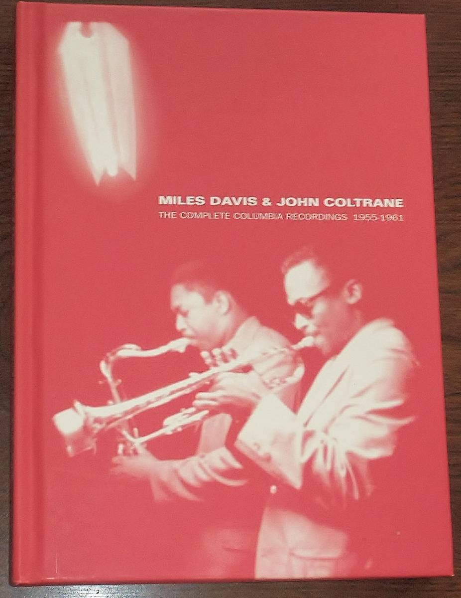 CD MILES DAVIS & JOHN COLTRANE ~THE COMPLETE COLUMBIA RECORDINGS 1955-1961 6CD