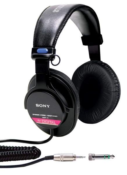 SONY スタジオヘッドホン MDR-V6 (国内未発売) 並行輸入品_画像2