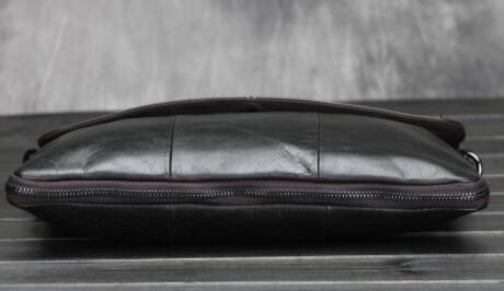【100%高級牛革高級定価27万円】高品質綺麗メンズバッグ ショルダーバッグ大容量 ベルトポーチ ミニショルダーバッグ アンティーク_画像8