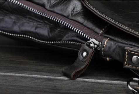 【100%高級牛革高級定価27万円】高品質綺麗メンズバッグ ショルダーバッグ大容量 ベルトポーチ ミニショルダーバッグ アンティーク_画像9