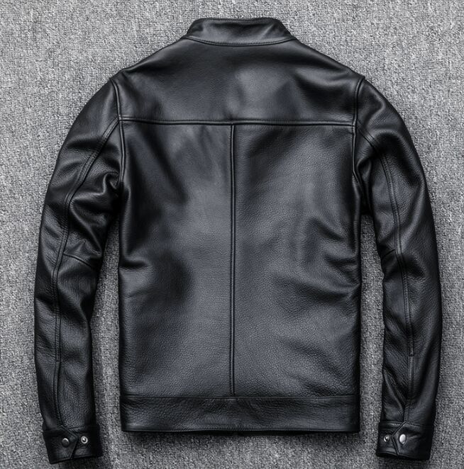 高級感満載*高品質★上層牛革100%男子空軍飛行スーツ レザージャケット メンズレザーウェア レザージャケット サイズ選択可M&20_画像4