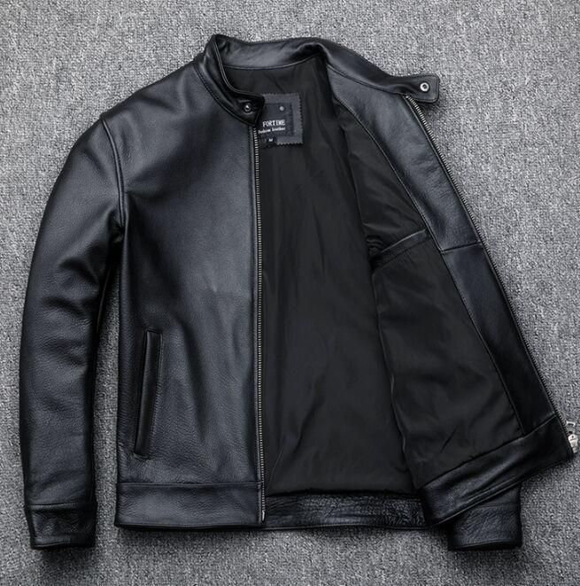 高級感満載*高品質★上層牛革100%男子空軍飛行スーツ レザージャケット メンズレザーウェア レザージャケット サイズ選択可M&20_画像3