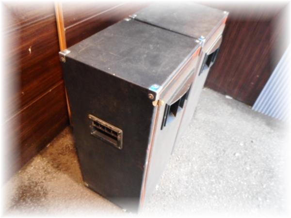 SP7836 JVC ビクター PAスピーカー パワードスピーカー SS-P60 ペア_画像2