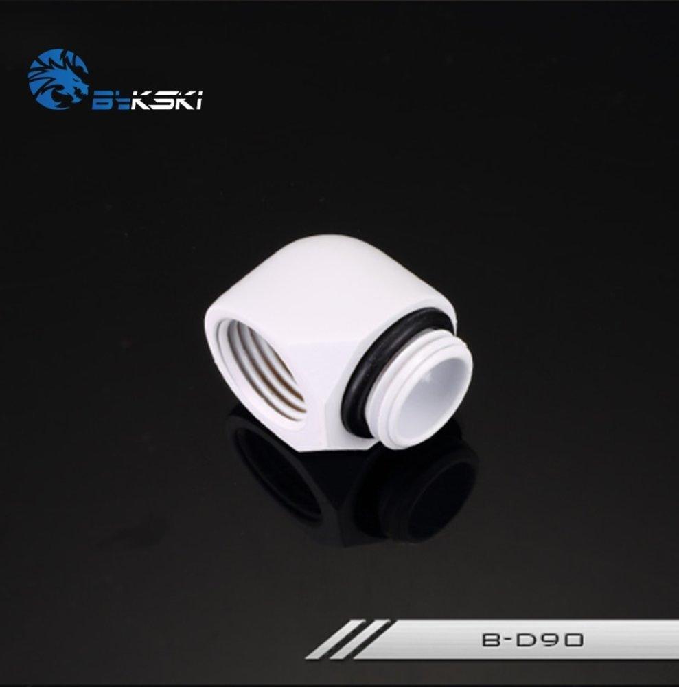 水冷最強 Bykski 90 Degree Elbow Fitting Connector Joint B-D90 送料無料_画像2