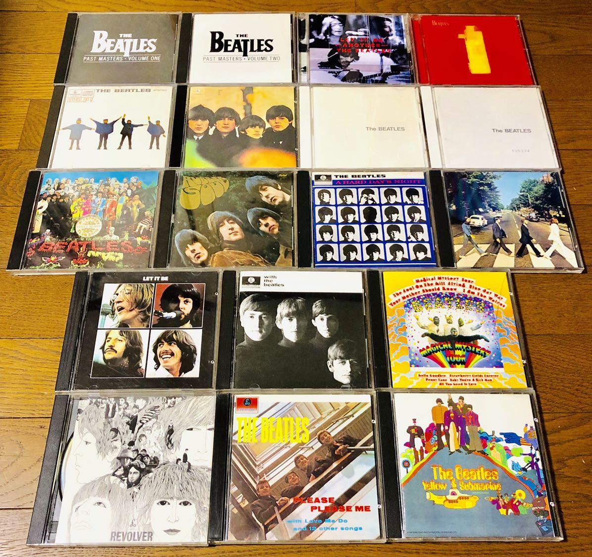 The Beatles アルバム CD18枚セット