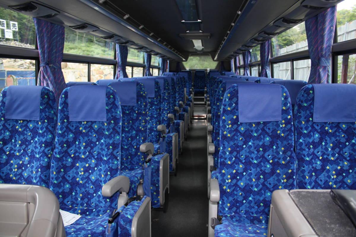 三菱ふそうエアロエース観光バス H20年 定員55人 サロン_画像6