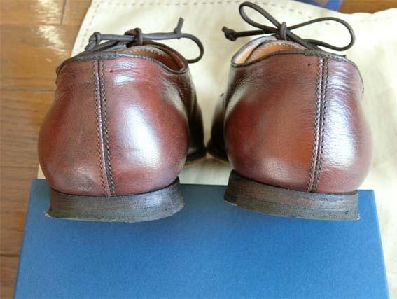 アトリエダンタン R.U. 革靴 サイズ37_画像4