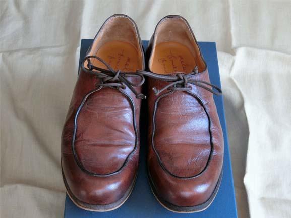 アトリエダンタン R.U. 革靴 サイズ37