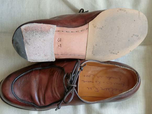 アトリエダンタン R.U. 革靴 サイズ37_画像3