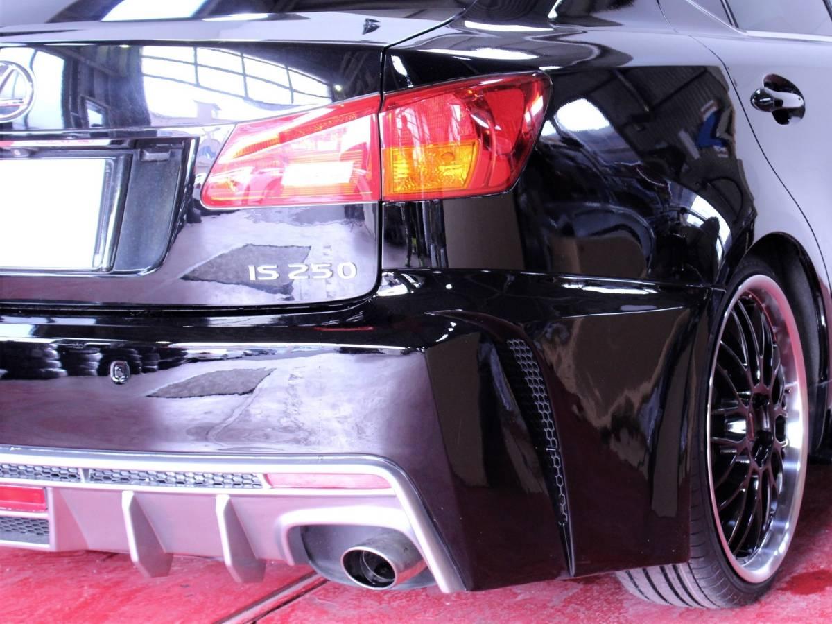 アイゼンオートモーティブ 新品 IS 20系  フルエアロ フロント、サイド、リア セット AIZEN Automotive_画像10