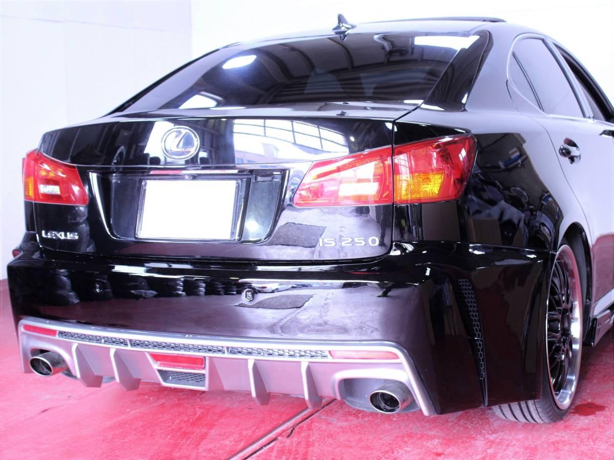 アイゼンオートモーティブ 新品 IS 20系  フルエアロ フロント、サイド、リア セット AIZEN Automotive_画像9