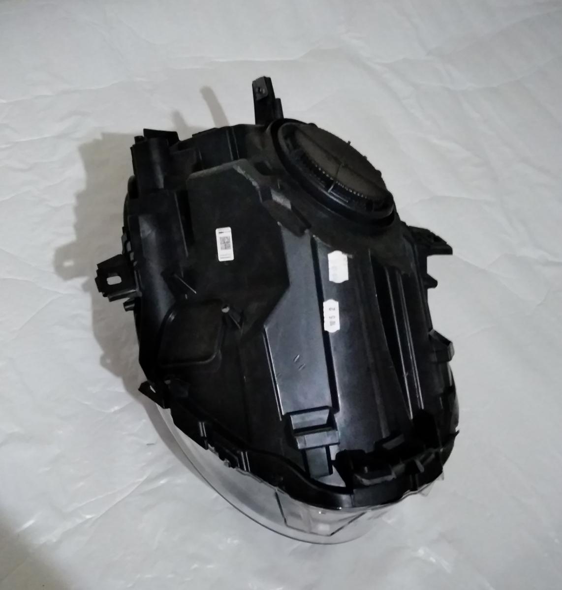 BMW MINI ミニ F54 F55 F56 F57 右 LED ヘッドライト ランプ ジャンク RH クラブマン_画像4
