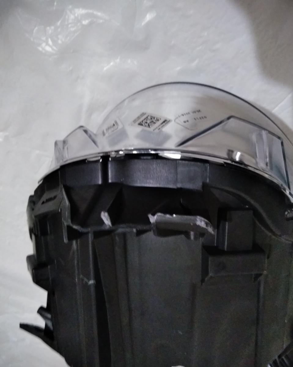 BMW MINI ミニ F54 F55 F56 F57 右 LED ヘッドライト ランプ ジャンク RH クラブマン_画像3