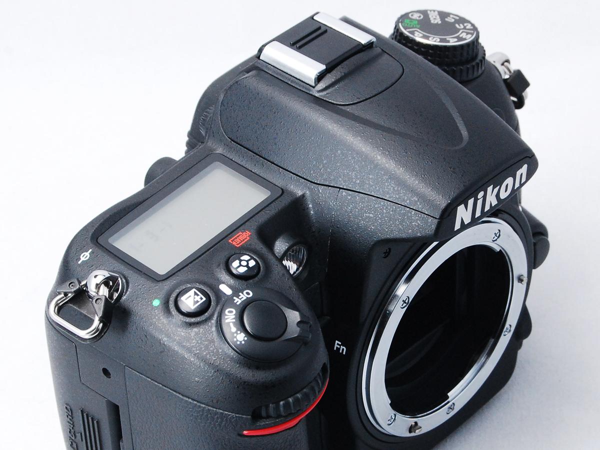 ■ショット数極小■ ニコン Nikon D7000 18-105mm VR レンズキット《ショット数わずか2333回》元箱付・付属品多数 #F2902N01230_画像3