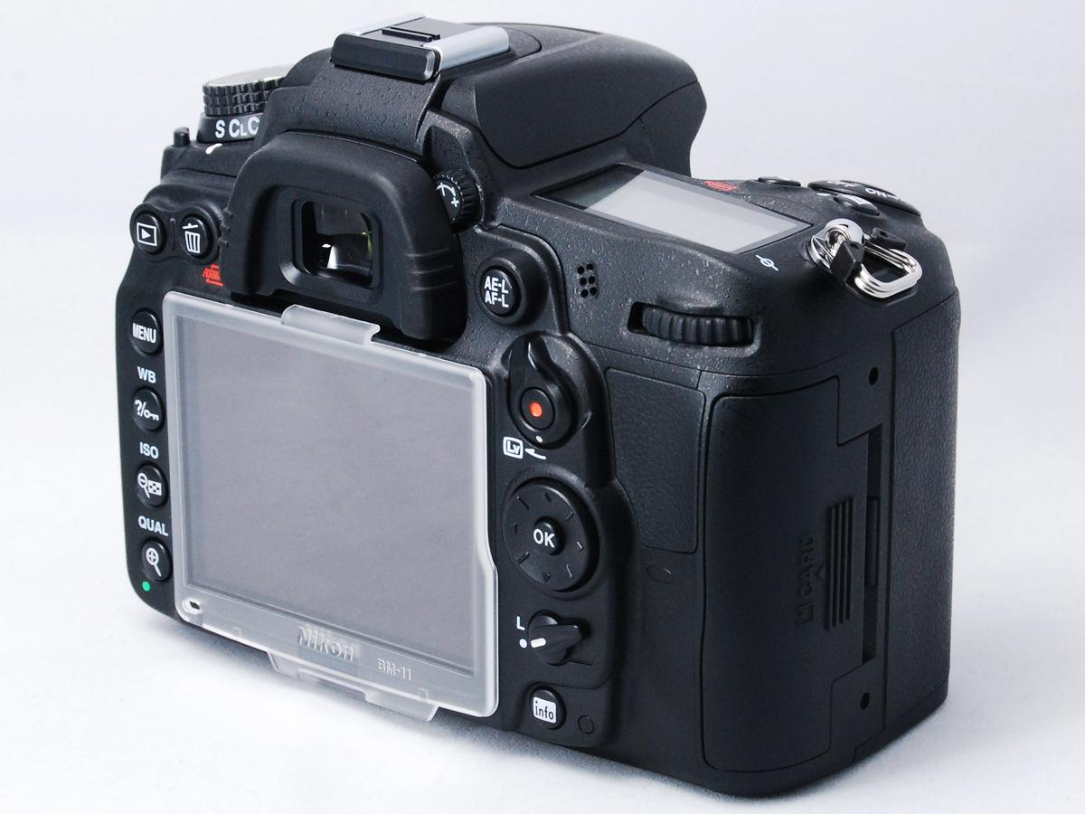 ■ショット数極小■ ニコン Nikon D7000 18-105mm VR レンズキット《ショット数わずか2333回》元箱付・付属品多数 #F2902N01230_画像4